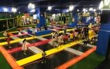嗨乐天空儿童乐园在石家庄诚邀加盟。免费代理。源头厂家