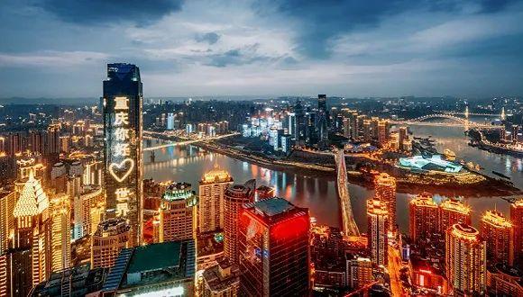 GDP十强城市重新洗牌:重庆跻身前四