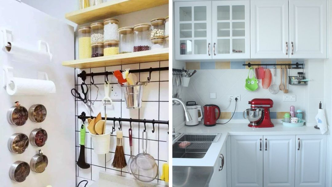 万人点赞的厨房黑科技,解决99%的厨房收纳难题!