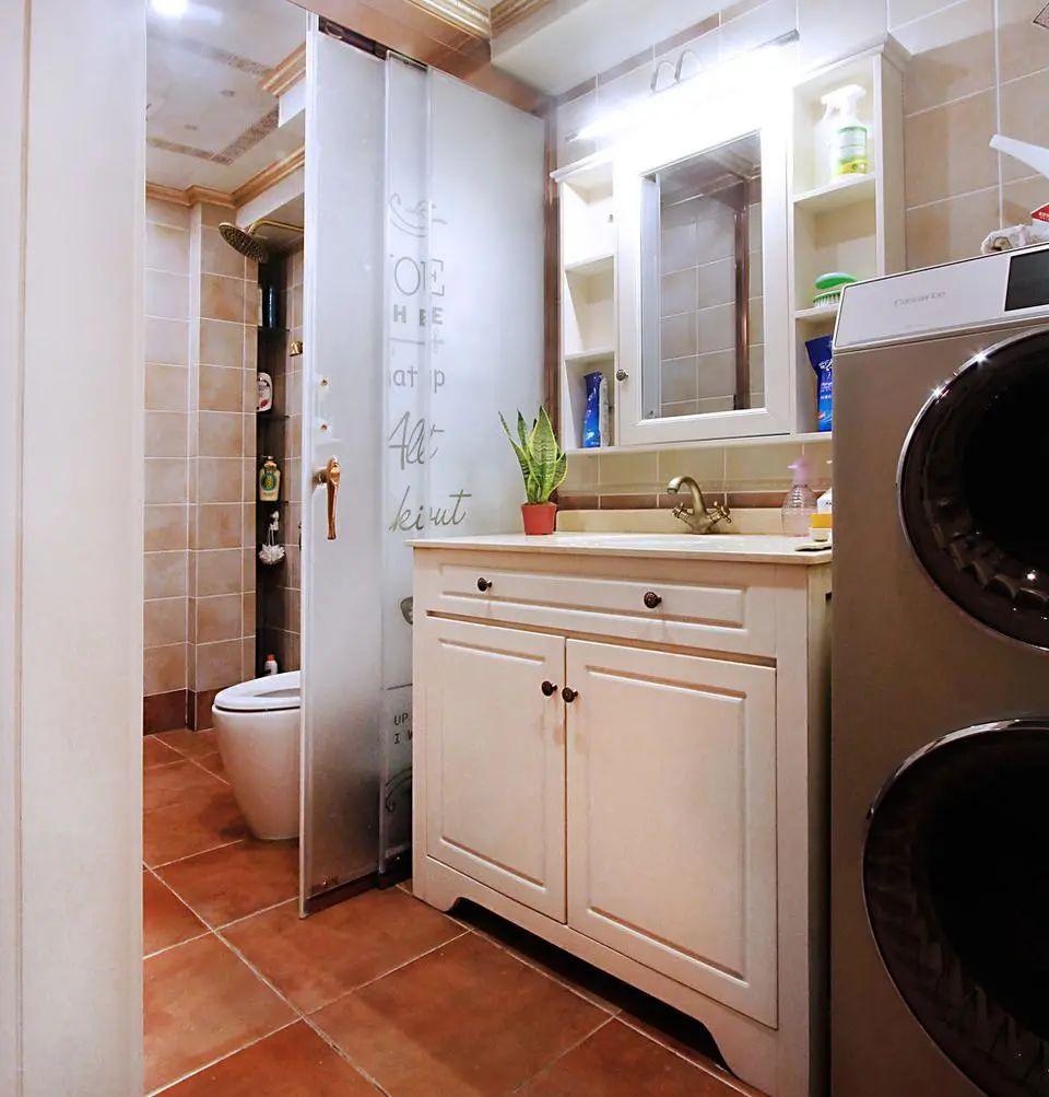 卫生间别乱装,参考这些案例,干湿分离,还漂亮实用