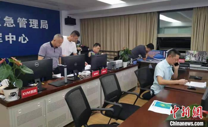 突发!四川泸县地震已致2人死亡 直击救援现场