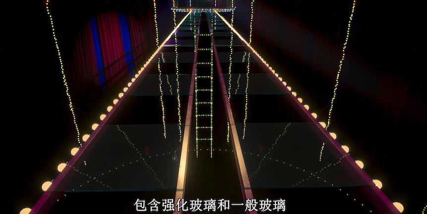 《鱿鱼游戏》里的那座玻璃桥,韩国阶级社会的全部秘密